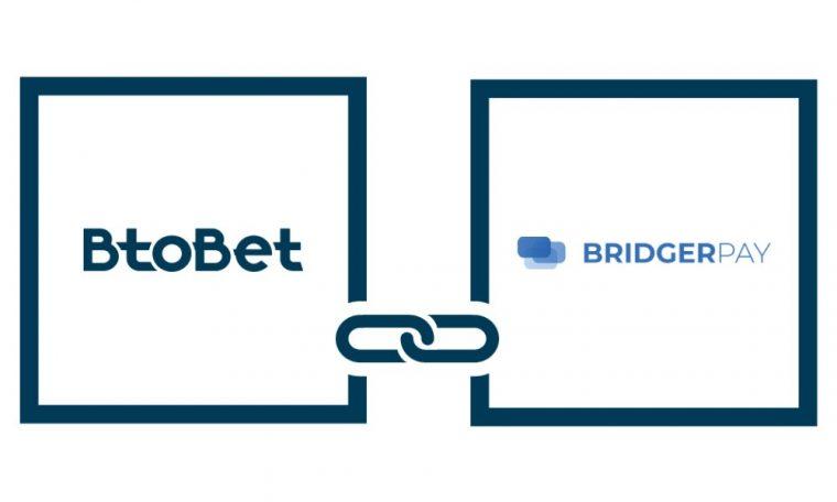 BtoBet To Simplify Bookmakers' Market Expansion Through BridgerPay Agreement