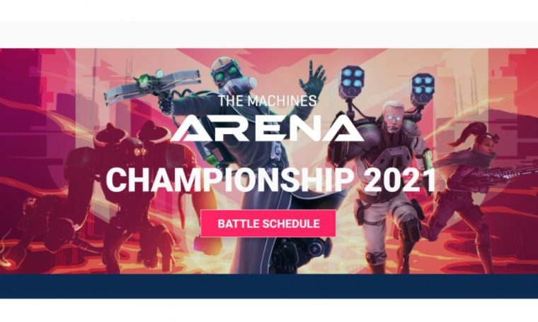 TMA Championship 2021 x FACEIT TV – Alliance, eRaEternity and more clash in The Machines Arena from October 1st