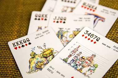 Nut N Guts Poker Cards