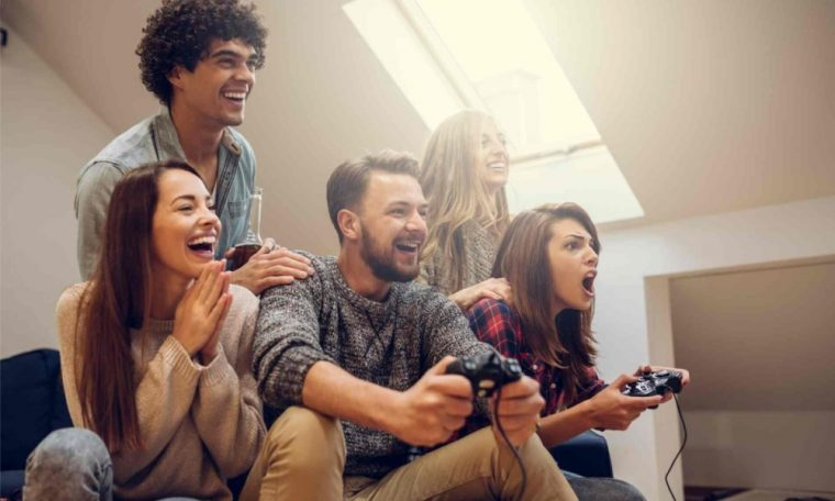 National eye week: eyesight can be improved by playing video games, an expert suggests