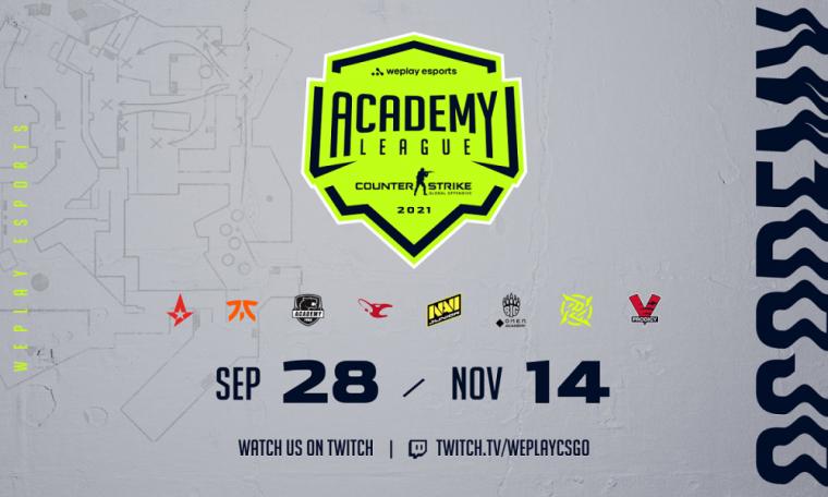 WePlay Academy League Season 2 dates are set