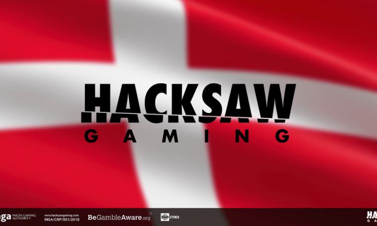 Hacksaw Gaming enters the Danish Market!