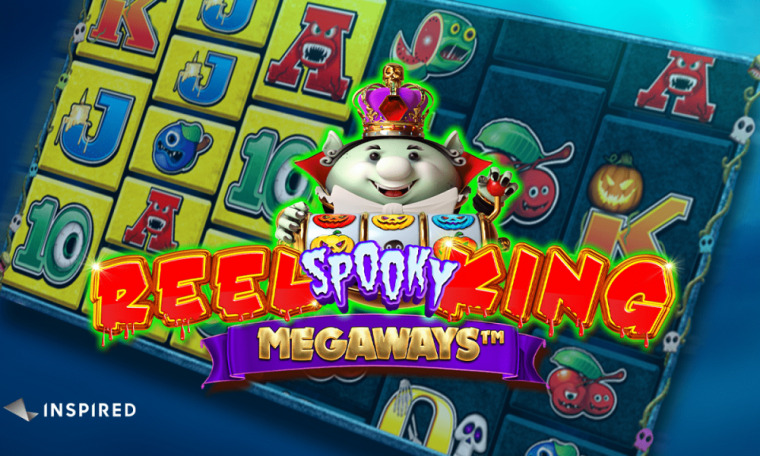 Inspired launches Reel Spooky King Megaways