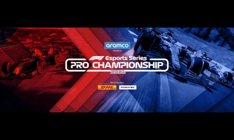 2021 F1 Esports Series Pro Championship - Virtual Press Conference