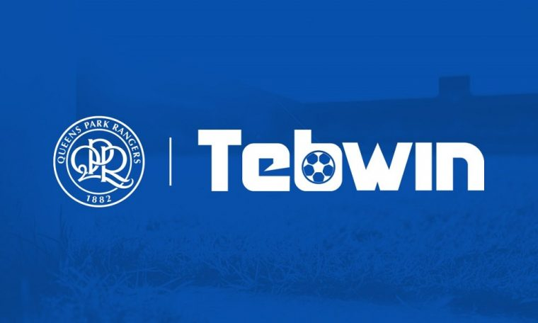 TebWin scores as 'Official Betting Partner' of Queens Park Rangers