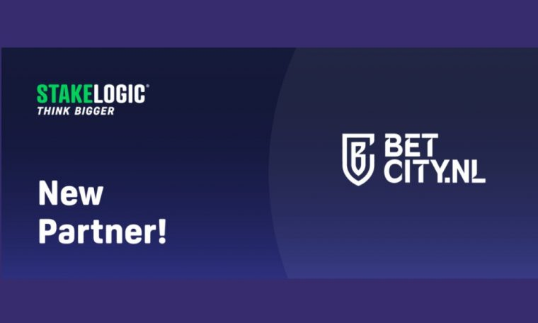 Stakelogic slots and live games launch at BetCity