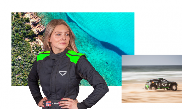 Veloce Racing continues quest to identify best female talent in motorsport with signing of Hedda Hosås for Extreme E rookie test